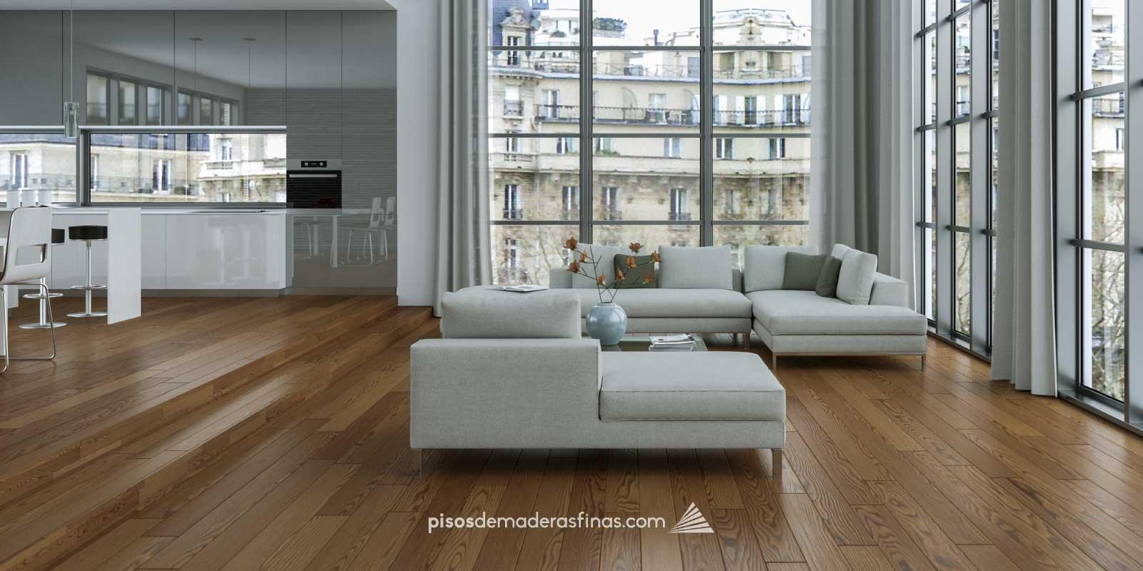 Duelas s lidas de maderas finas pisos de madera para - Duelas de madera ...